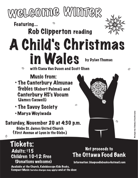 A Child's Christmas In Wales 2010